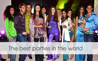 The best parties in the world